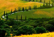 Tuscany Roads - Italy