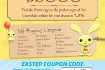 Easter Catalogue CrazySales.com.au