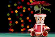 UN PO' DI NATALE. / Idee regalo per il Natale.