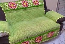 Crochet muebles