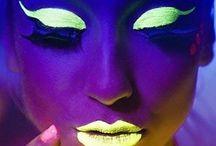 Neon Body Paint