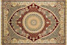 Классические ковры ручной работы