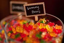 Wedding Food / yummy little nibbles for your wedding