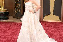 Oscars 2014 Red Carpet Looks