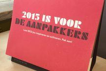 Wihabo Bureaukalender / Al een aantal jaren maakt Drukkerij Wihabo voor haar relaties een originele bureaukalender. Dit gebeurt in nauwe samenwerking met bureau Rovers de Ridder uit 's-Hertogenbosch.