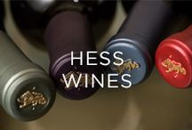 Hess Wines / Donald Hess became interested in mountain winegrowing during a business trip to the Napa Valley in the mid‐1970's. With further research, he found that Mount Veeder mountain vineyards had the ideal combination of soils and microclimates to produce grapes of distinctive character and flavor. This venture became The Hess Collection where the appreciation for unique mountain and valley fruit is expressed through artfully crafted wines.