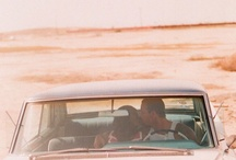 Wedding CARS / I LOVE CARS for photo shoots! Get inspired for wedding and engagement shoots!