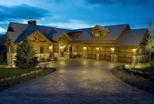Mountain homes / exterior
