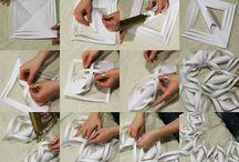 Flocons De Neige De Papier