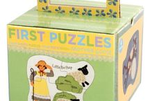 Puzzles, Games, and Puppets / Haven't you heard? Barefoot Books doesn't  just do books - find a selection of cuddly puppets, intricate games and colorful puzzles inspired by your favorite Barefoot stories here! / by Barefoot Books