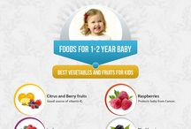 Toddler Foods / Food and recipes perfect for babies, toddlers and preschoolers