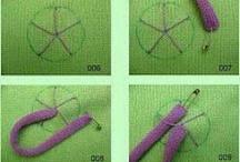 вышивки лентами