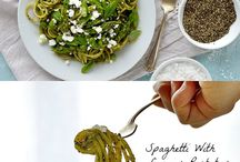 SPRING | Recipes
