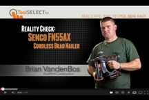 Nailers - Brad Nailers / by ToolSELECT.com