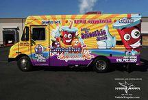 Truck  / The fruit truck
