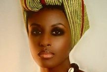 Head Wrap-Doek / African Goddess❤️