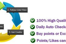 Join us for free and start to make your website popular and Earn Cash Online. / by Gabriel Berman