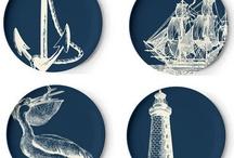 Nautical Accents/Elements