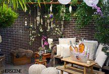 Ibiza Garden Party / Create your own Ibiza Garden