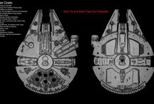 "Millennium Falcon -28"" Hasbro"