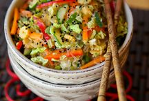 Simply Yummy salads / by Lori Wheeler