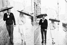 Wedding Umbrellas / Don't let the rain ruin your wedding day.  We offer many beautiful parasol styles to brighten up the gray skies.  www.saraglove.com