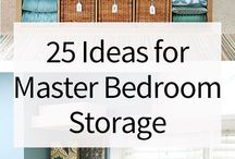 A Master Bedroom idea or two