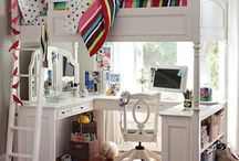 kids' rooms / by Cher Lair