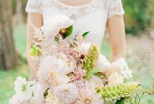 Svadobné kytice / Wedding bouquet