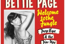 Bettie Page / by Art of the Pin-Up Girl