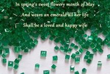 Emerald: Birthstone of the Month / The Emerald