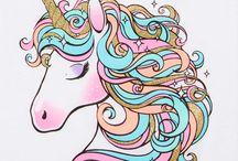unicorns ☆