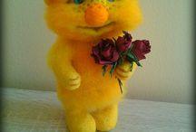 маленькая радость Веснушка