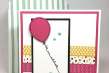 stampin'up anniversaire