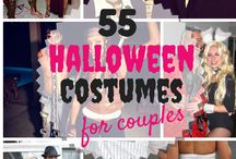 Halloween 2017 / Not sure what to be this Halloween? Don't worry… we have your back. If you are paired up on Halloween, get some unique and creative looks we have found around the web.