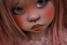 caras de bonecas