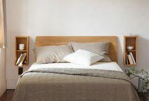 インテリア:ベッドルーム