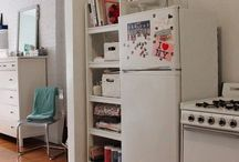 Tidy in small spaces