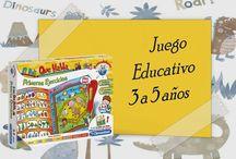 Juguetes educativos / Recomendación de juguetes educativos para niños