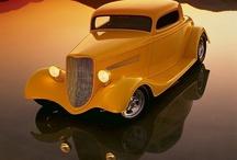Cool Cars / by Douglas Hefele