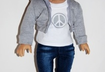 American girl dolls / by Kelly Pillot