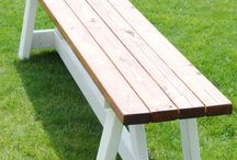 DIY / Build a bench seat