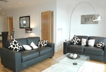 Featured Property - January 2013 - Friarsgate Apartments Newcastle / The apartments are right in the heart of Newcastle's city centre next to the historic Black Friars, a restored 13th Century Monastery. The Monastery has an elegant cafe and a grassy courtyard which delightfully contrasts with the buzz of city life that surrounds it, plus a splendid collection of craftwork shops. Chinatown and the ultra modern Gate Centre is a mere minutes walk away.