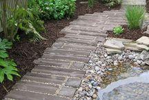 Garden Planning - Front Yard / by Lisa Martin Badillo