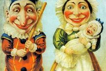 Art: Puppetry / The art of puppetry, puppets & marionettes.