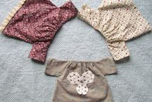 Crafting for dolls / doll clothes and accessories