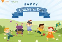 Children's Day / #Childhood is about #innocence and #playfulness. it is about #joy and #freedom