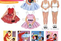 Paper Doll Party