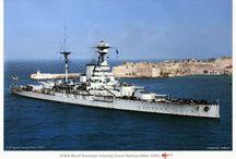 Royal Navy. Malta.