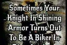 biker stile